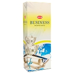Business Incense Sticks, Hex Pack - 6 Boxes of 20 Sticks (120 Sticks)