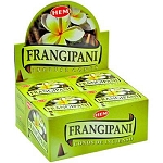 Frangipani Incense Cones, HEM, Box/12