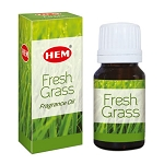 HEM Fragrance Oil - Fresh Grass - 10ml