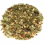 Hawthorn Leaf & Flower, Cut & Sifted, 1 lb