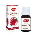 HEM Aroma Oil - Rose - 10ml, Each