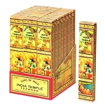 Song Of India - India Temple Incense Sticks 15g, Box/24