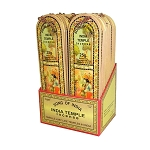 Song Of India - India Temple Incense Sticks 25g, Box/36