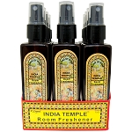 Song Of India - India Temple Room Spray 100ml, Box/12