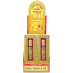 Song Of India - India Temple Oil, Box/12