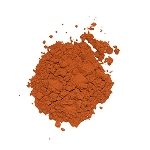 Orange Super Sandal, Scented Incense Powder, 25lb