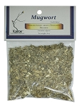 Mugwort, Cut & Sifted, Packaged, 0.5 oz.