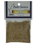 Palo Santo Crushed, Packaged 0.25 oz.