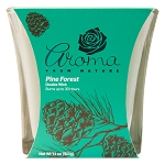 Aroma from Nature Scented Candle - Pine Forest, 11oz