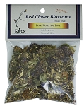 Red Clover Tops, Whole, Packaged, 0.25 oz.