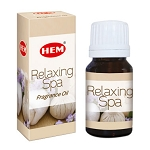 HEM Fragrance Oil - Relaxing Spa - 10ml