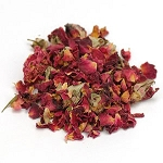 Rose Buds & Petals, Whole, 1 lb