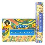 Golden Era Incense Sticks 15 Gram, Satya, Box of 12