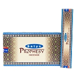 Prophesy Incense Sticks 15 Gram, Satya, Box of 12