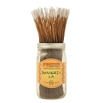 Wild Berry Incense Sticks - Shangdi-La - Traditional, 100 Sticks