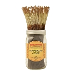 Wild Berry Incense Sticks - Simmering Cider - Traditional, 100 Sticks