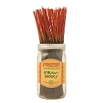 Wild Berry Incense Sticks - Strawberry - Traditional, 100 Sticks