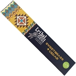 Tribal Soul Sweetgrass & Cedar Incense Sticks 15 Gram, Hari Darshan  (12 Boxes of 15 Sticks = 180 Sticks)
