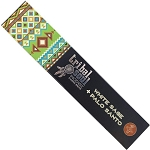 Tribal Soul White Sage & Palo Santo Incense Sticks 15 Gram, Hari Darshan  (12 Boxes of 15 Sticks = 180 Sticks)