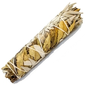 White Sage & Yerba Santa Smudge Stick - 7