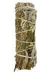White Sage, Blue Sage & Yerba Santa Smudge Stick - 4