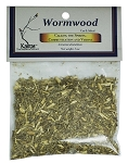 Wormwood, Cut & Sifted, Packaged, 0.5 oz.