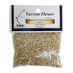 Yarrow Flower Cut & Sifted, Packaged 0.5 oz.