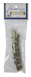 White Sage & Lavender Smudge Stick - 4