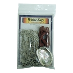 Smudge Kit - Room Cleansing, White Sage, Each