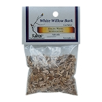 White Willow Bark, Cut & Sifted, Packaged, 0.5 oz.