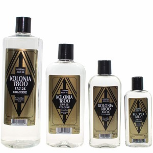 Crusellas & Co - Kolonia 1800 Natural - 16 oz, Each