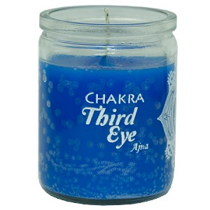 Third Eye Chakra 50 Hour Candle