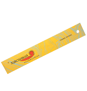Auroshikha Marble Incense Sticks, Champa, 10 Packs of 10 Sticks