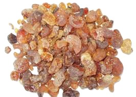 Gum Arabic Resin Select, Per lb.