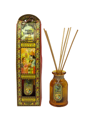 Song Of India - India Temple Reed Diffuser, Each