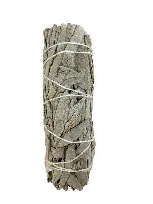 White Sage Smudge Stick - 4° Mini